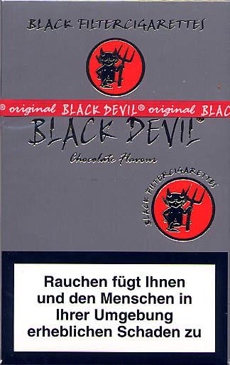 Black Devil - Cigarety